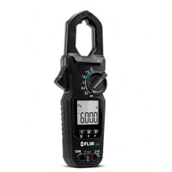CM44 - FLIR 400A AC Digital TRMS Clamp Meter with Type K