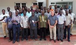 Ghana training course